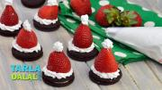 Oreo Cookie Santa