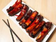 Chinese Barbecue Char Siu Spareribs Recipe