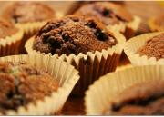Blueberry Lovers Muffins