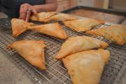 Apple Phyllo Turnovers