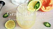 Cocktail Recipe Spicy Grapefruit Fizz 1018003 By C 4 Bimbos