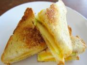 Fancy Grilled Cheese Sandwich