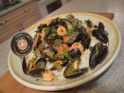 Cajun Seafood Etouffee