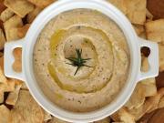 Cannelini Bean Hummus