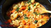 Slow Cooked Vegetable Curry 1015299 By Onepotchefshow