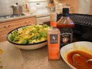 Napa Jacks Peach Bourbon Bbq Vinaigrette