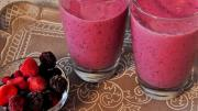 How To Make An Oat And Berry Smoothie 1006437 By Videojug