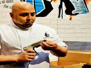 Ace Of Cakes Duff Goldman With Momma Cuisine