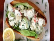 Herbed Lobster Rolls