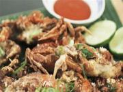 Asian Bites Deep Fried Soft Shell Crab