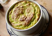 Fresh Asparagus Souffle