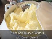 Gold Mashed Potatoes
