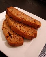 Carrot N Spice Bread