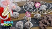 Chocolatey Snowballs