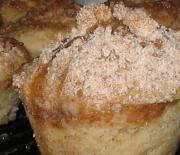 Streusel Muffins