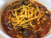Easy Vegan Crockpot Chili
