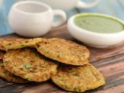 Mini Jowar Pancakes By Tarla Dalal