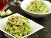 Zucchini Stir Fry By Tarla Dalal