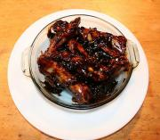 Spare Ribs In Cherry Sauce