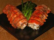 Sherried Lobster Tails
