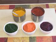 Homemade Natural Food Colors