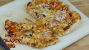 Four Cheese Pizza With Smoked Pork Belly 1017483 By Whitethunderbbq