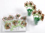 Saint Patricks Day How To Make Shamrock Pretzel Pops