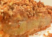 Apple Crumble Pie