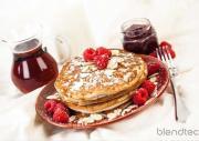 Gluten Free Pancake Waffle Batter