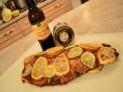 Citrus Balsamic Salmon