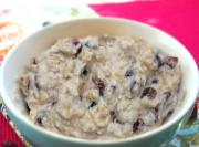 Scandinavian Brown Rice Pudding