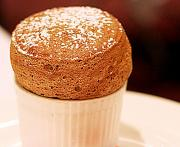 Chocolate Cheese Souffle