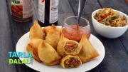 Chinese Noodle Samosa