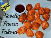 Novelty Paneer Pakora Secret Recipe Revealed By Chawlas Kitchen Episode 283