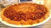 Walnut Crunch Pumpkin Pie