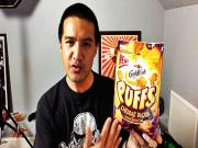 Goldfish Puffs Cheddar Bacon Review