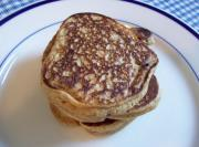 Yeast Whole Wheat Pancakes