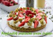 Pistachio Strawberry Dessert