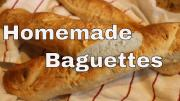 Homemade Rustic Baguettes 1019668 By Lindaspantry