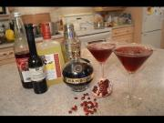 How To Make Pomegranate Lovers Cocktails 1015000 By Cookingwithkimberly