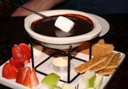 Kahlua Chocolate Fondue