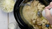 Creamy Slow Cooker Cauliflower Chowder 1019774 By Legourmettv