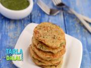 Bulgur Wheat Pancake