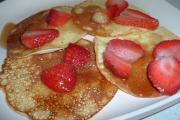 Berry Bran Pancakes