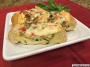 Egg Baguette Bake