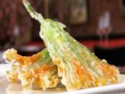 How To Cook Zucchini Blossoms