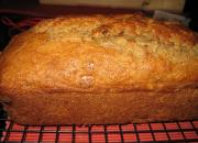 Banana Bread With Cinnamon Flavoring