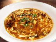 Chinese Seafood Hot And Sour Soup