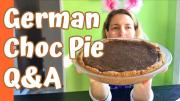 German Chocolate Pie Live Q And A 1018942 By Simpledailyrecipes