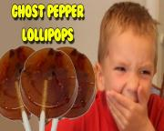 Lollipop Challenge Taste Test